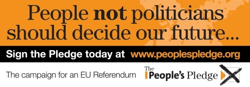 The People's Pledge - Click Here